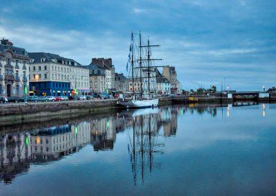 Aux Alentours - Quais de Cherbourg
