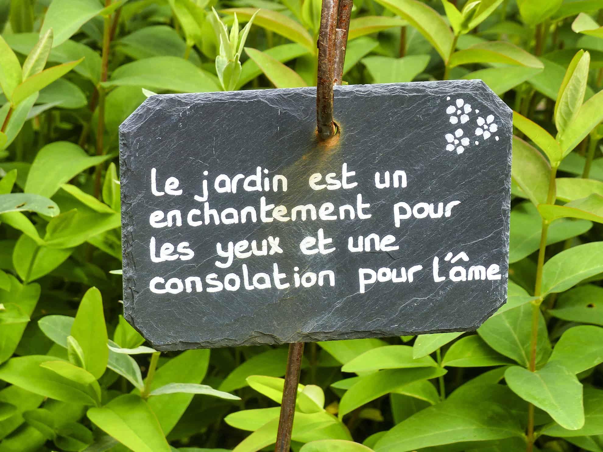 Le Jardin - Enchantement des sens