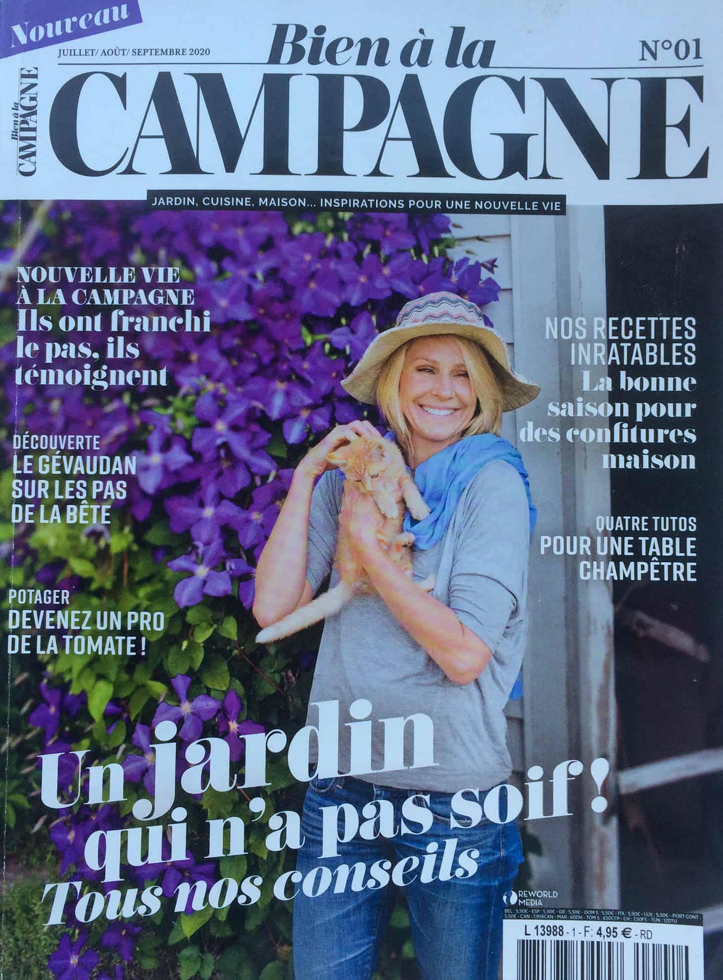 La Blanche Maison - Magazine - Bien à la campagne - No 1 - 2020