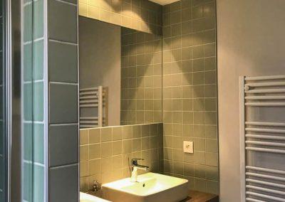 Gîte L'Odyssée - Salle de bain